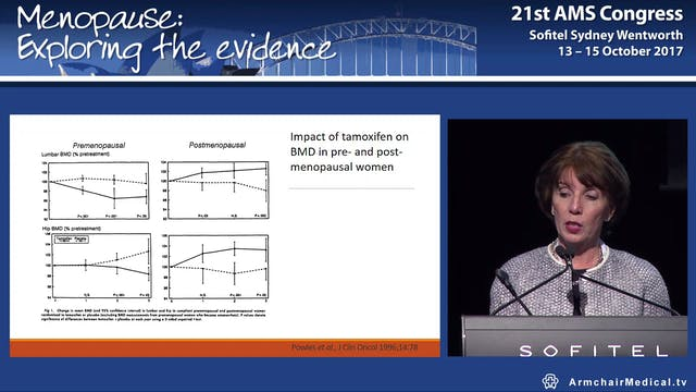 Bone health in women with breast cancer Dr Anna Fenton