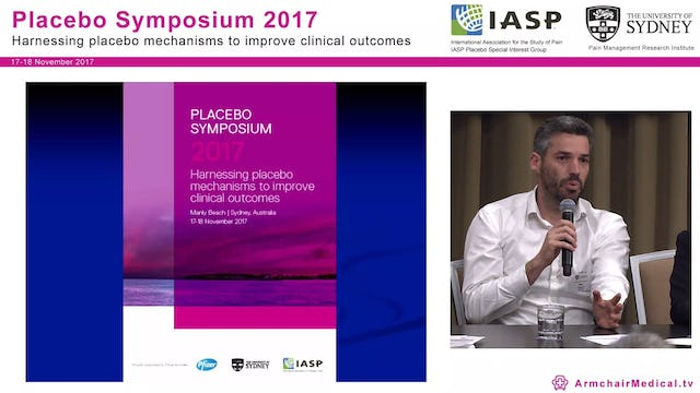 Day 1 Panel Discussion – Clinical Applications Chair Prof. Michael Nicholas