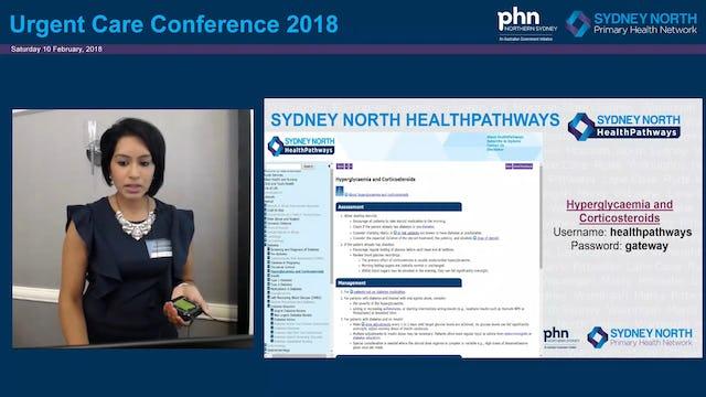 Diabetes Sydney North HealthPathways Dr Darshika Christie-David Spark Version