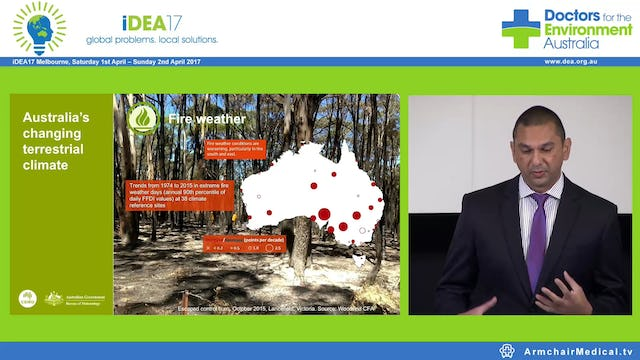 Climate Change: An operational agency perspective. Dr Karl Braganza Head of climate monitoring Australian Bureau of Meteorology