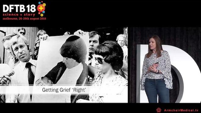 Parental grief More than just tissues Liz Crowe
