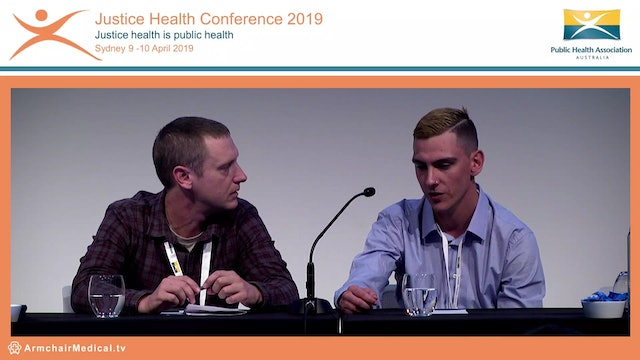 Youth consumer perspective - raising the criminal age of responsibility Dylan Voller with Padraic Gibson