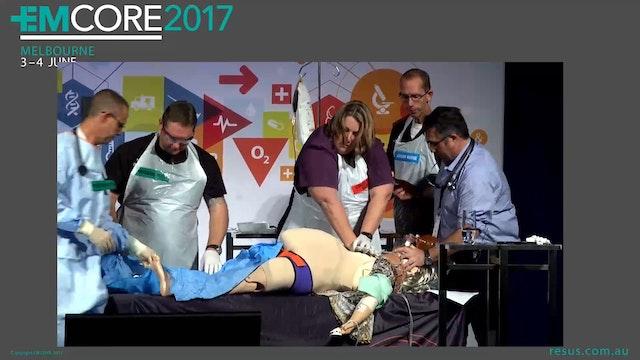 Trauma Resuscitation Live