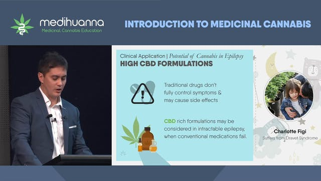 Medical Cannabis from a Clinical Perspective Plus Case Studies Clinically Induced Nausea and Vomiting & Epilepsy Dr. John Teh