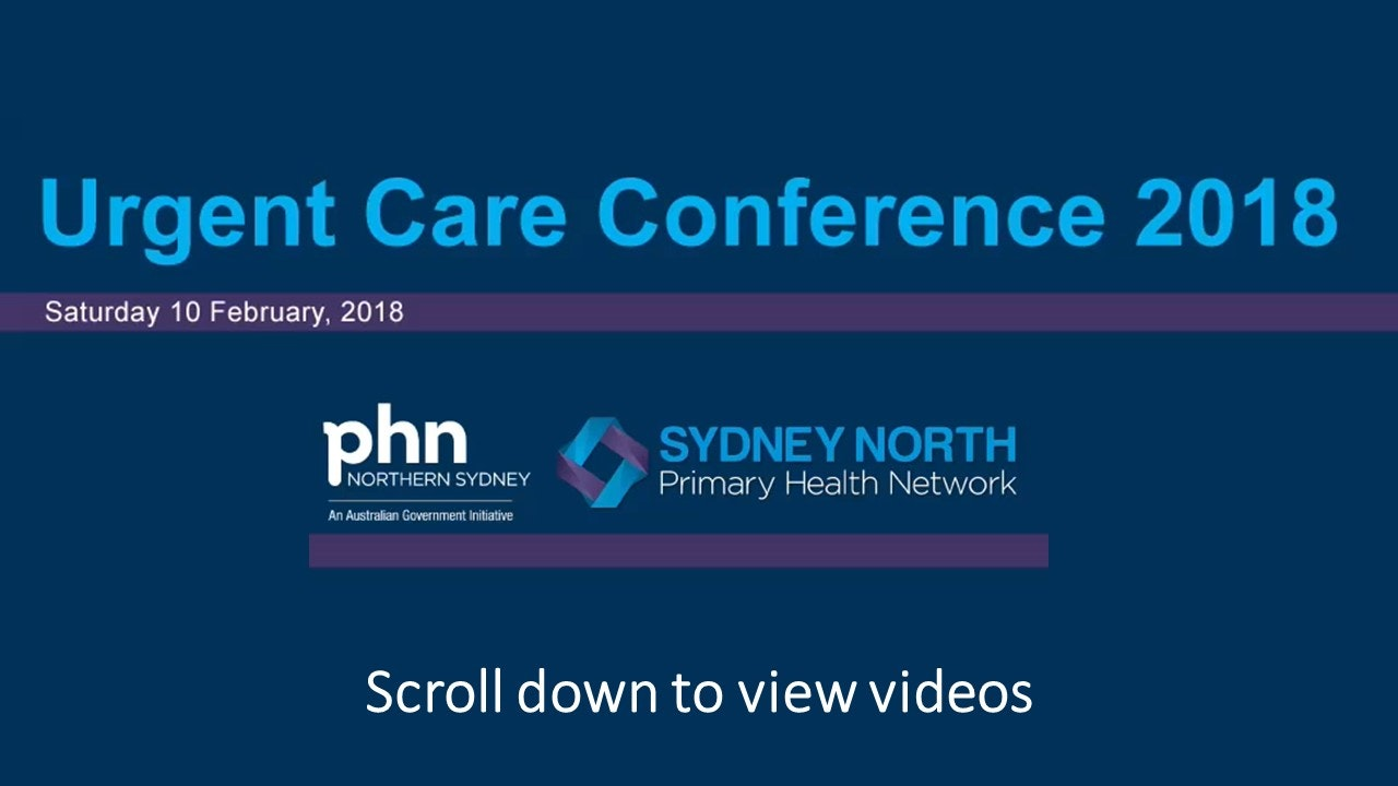 Urgent Care Conference