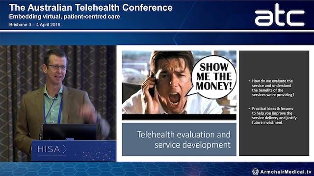 Data analysis workshop Telehealth eva...