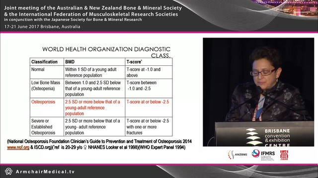 Screening for osteoporosis and fracture risk A Primary Care perspective Prof Carolyn Crandall