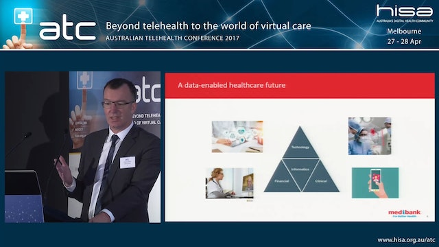 Health services in the digital era Dr Andrew Wilson