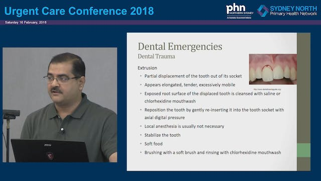 Dental Emergencies Dr Umesh Gaikaiwari