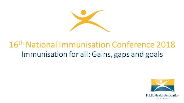 Immunisation 2018