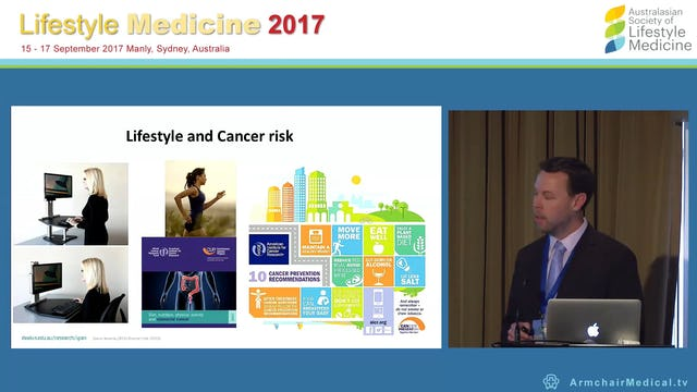 Exercise and nutrition during and after cancer treatment Dr Steve Fraser.mp4