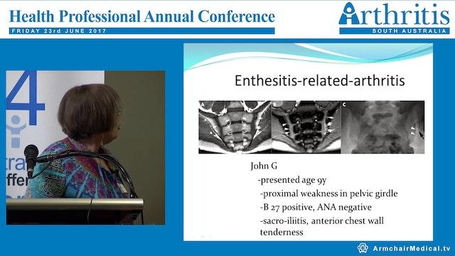 Juvenile Idiopathic Arthritis- manage...