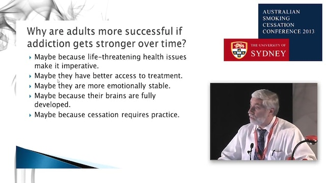 Approaches to adolescent smoking cess...