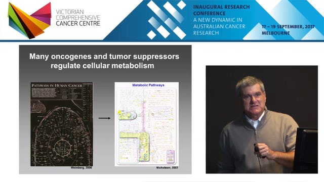 Targeting cancer metabolic mutations - Craig Thompson