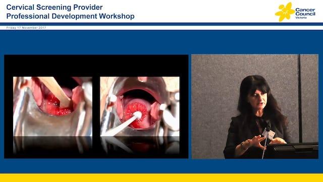 The New National Cervical Screening Program Ready Set ....Go (Professional Development Workshop) Dr Stella Heley