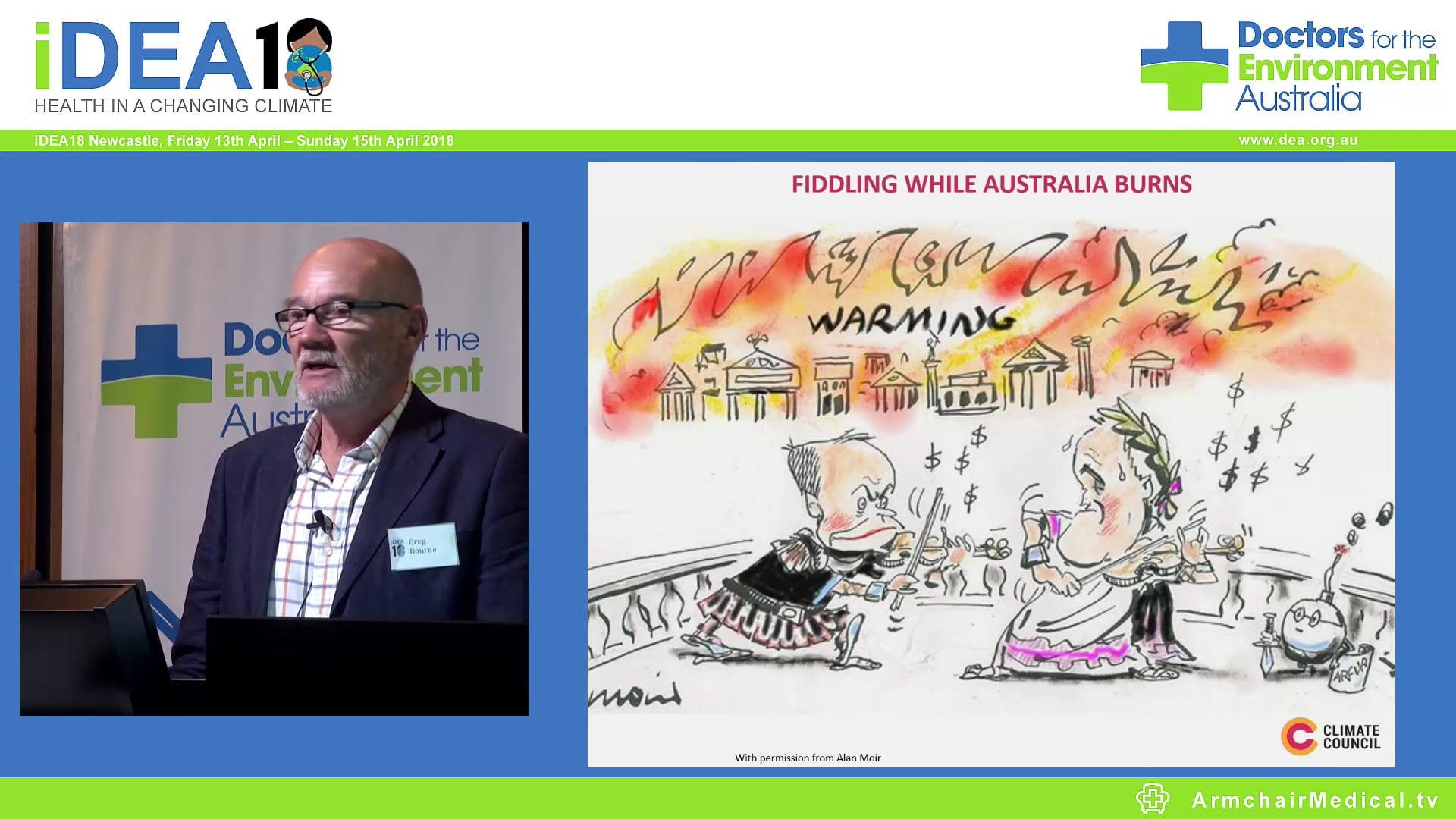 Climate and your energy Greg Bourne Climate Council of Australia