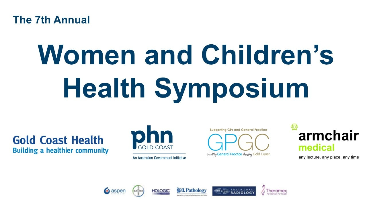 Women and Children's Health Symposium