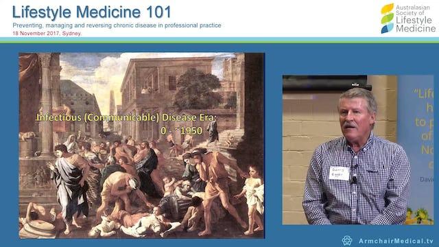 Lifestyle Medicine Introduction Prof Garry Egger AM, MPH, PhD, MAPS