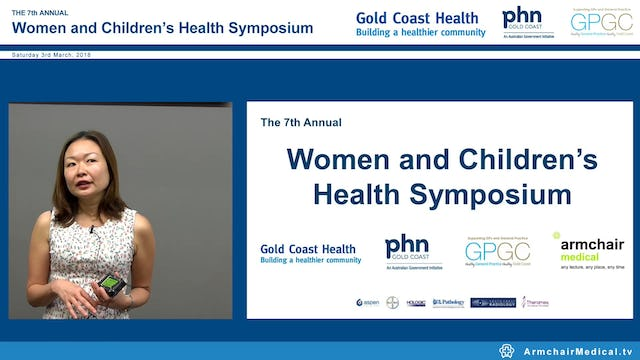 Welcome and overview of Gold Coast Health Paediatric services Dr Weiwei Chan