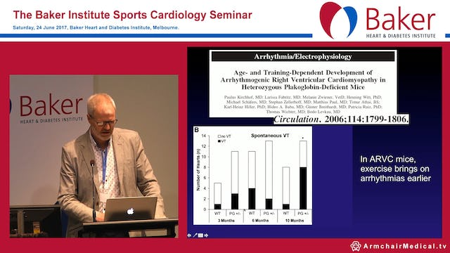 ARVC or Athlete's Heart? Assoc Prof David Prior