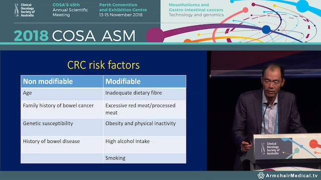 A gastroenterologist's perspective of the implications of risk stratified colorectal cancer screening (including that based on genomic assessment) - Hooi C Ee