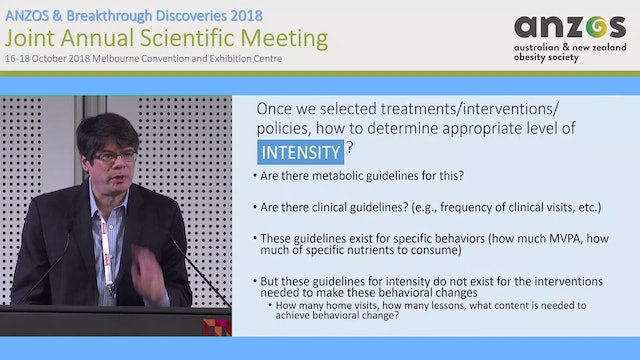Challenges and synergies in obesity and metabolic disease  Public Health perspective Joel Gittelsohn