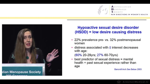 Low libido and testosterone in women Dr Sonia Davison