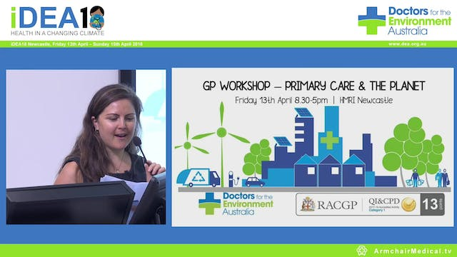 GP Workshop Welcome Primary Care and ...