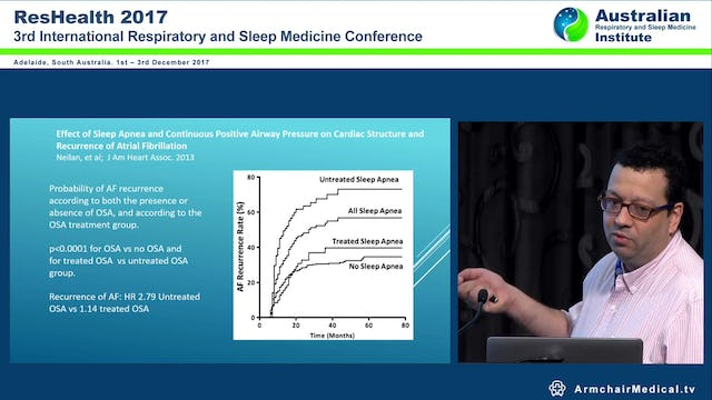 What Are the Outcomes of Untreated Obstructive Sleep Apnoea (Treating OSA – Does it Matter), with discussion of long term CPAP compliance and effectiveness Dr Andrew Webster