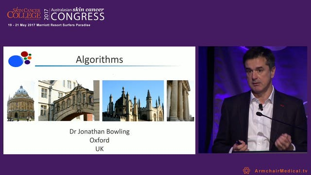 Algorithms Dr Jonathan Bowling