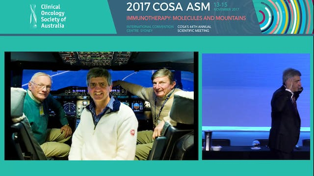 COSA Presidential Lecture Lessons from QF 32 Captain Richard De Crespigny
