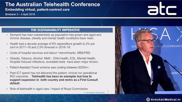 The role of telehealth in sustainable...