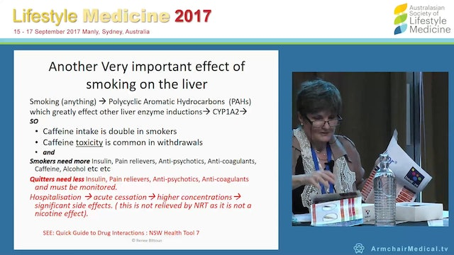 Smoking Cessation Workshop Part 2 Prof Renee Bittoun