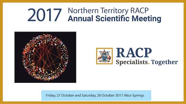 RACP NT ASM 2017