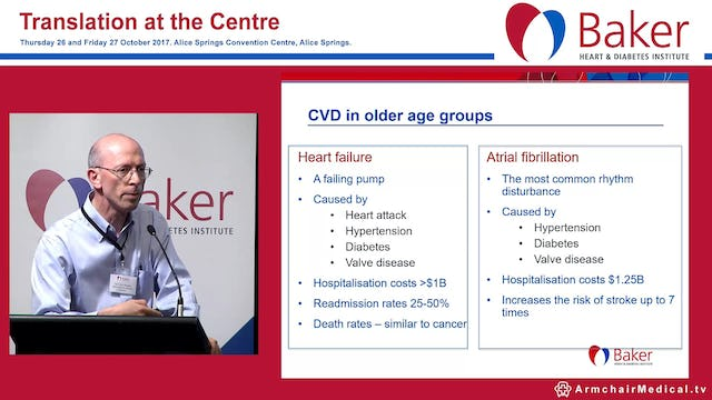 Change of Heart report and time to end CVD complacency Prof Tom Marwick