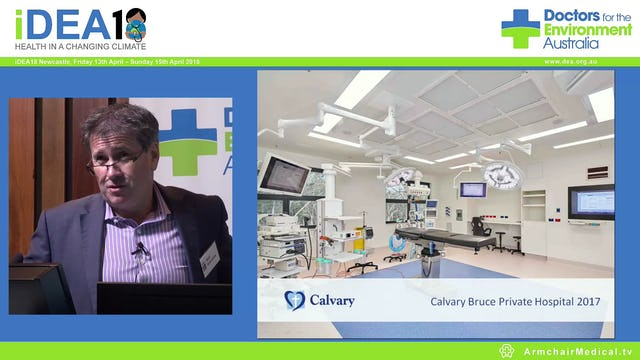 Environmental sustainability - The Calvary Hospital Group Matt Hanrahan Calvary Hopsital