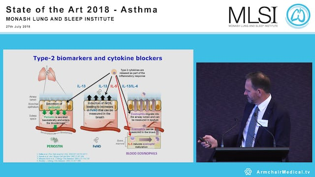 Asthma Treatments Part 2 Trait-Specific Management Prof Ian Pavord