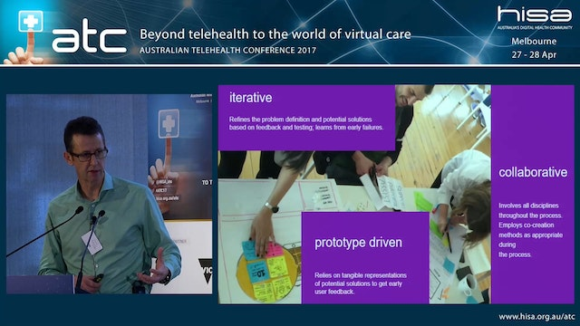 Redesigning services for virtual care...
