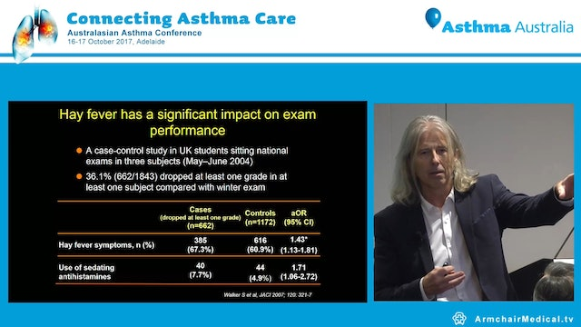 Role of rhinitis in asthma management Prof Adnan Custovic