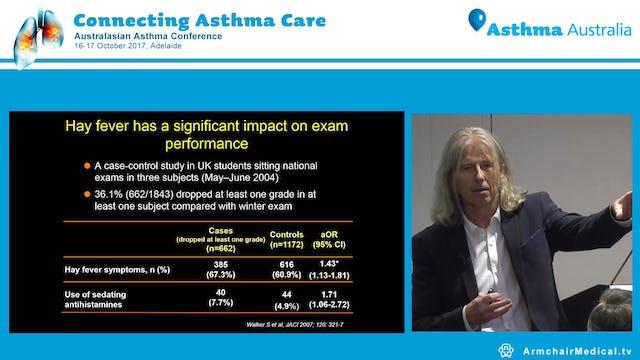 Role of rhinitis in asthma management Prof Adnan Custovic