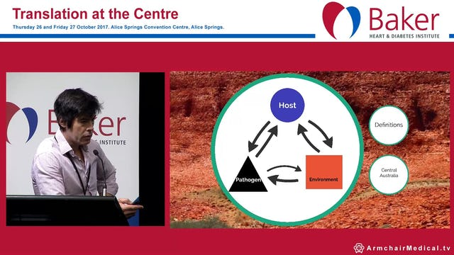 Management of sepsis in a remote setting Dr Lloyd Einsiedel
