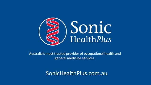 Sonic Health Plus