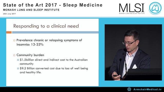 Multidisciplinary care for insomnia W...