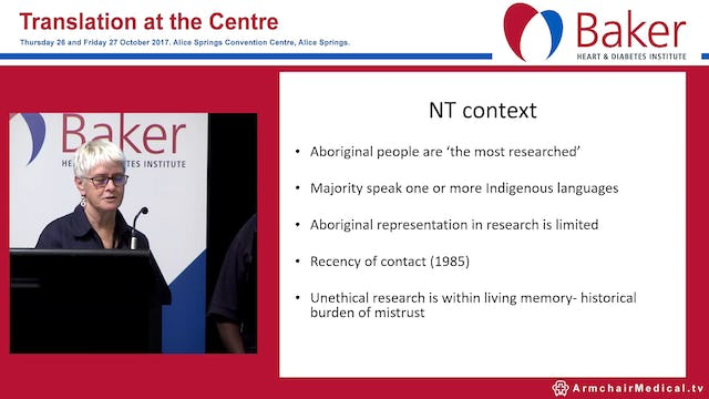 Cultural safety in research, Prof Kerry Taylor & Colleen Hayes