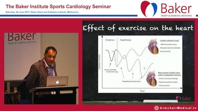 Dilated Cardiomyopathy vs Athlete Heart Dr Dhrubo Rakhit