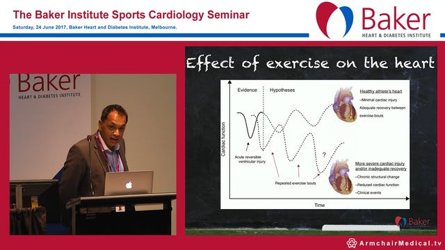Dilated Cardiomyopathy vs Athlete Heart Dr Dhrubo Rakhit