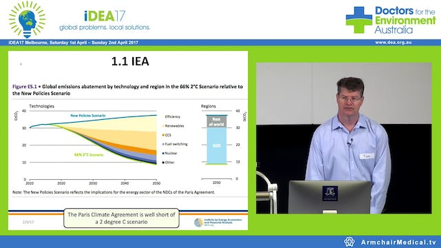 New financial trends: From Fossile Fuels to Renewables Tim Buckley Director of Energy Finance Studies Australasia