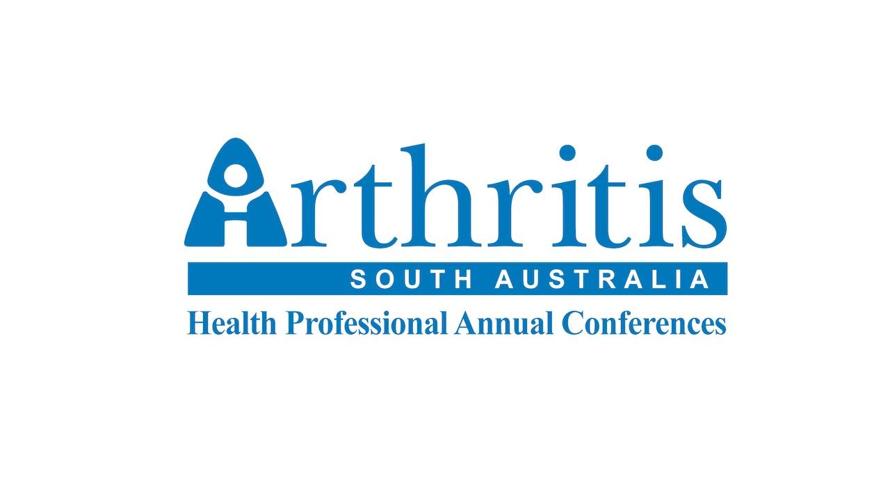 Arthritis South Australia Lectures
