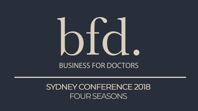 Business for doctors 2018
