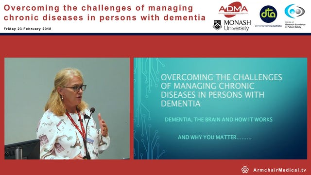 Dementia, the brain and how it works Dr Olivia Gobbo Alfred Health